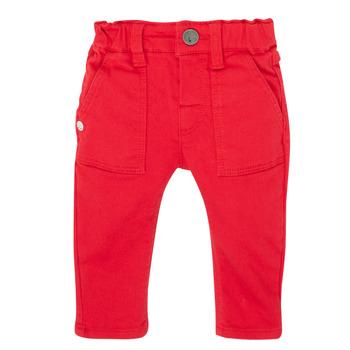 tekstylia Chłopiec Jeansy slim fit Ikks XR29061 Czerwony