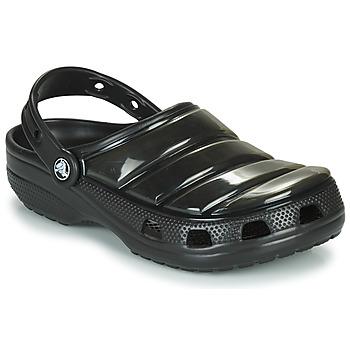 Buty Chodaki Crocs CLASSIC NEO PUFF CLOG Czarny