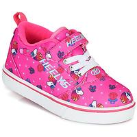Buty Dziewczynka Buty na kółkach Heelys PRO 20 X2 Różowy