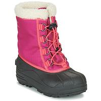 Buty Dziewczynka Śniegowce Sorel YOUTH CUMBERLAND Różowy