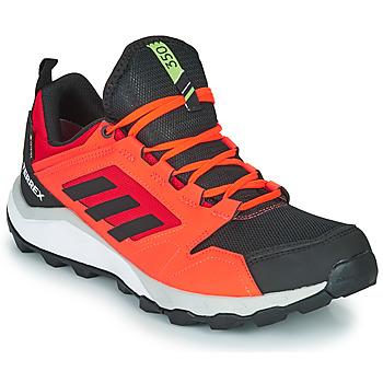 Buty Męskie Bieganie / trail adidas Performance TERREX AGRAVIC TR G Czerwony / Czarny