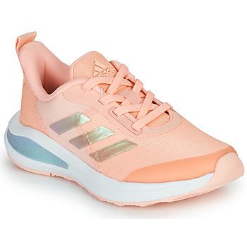 Buty Dziewczynka Trampki niskie adidas Performance FORTARUN  K Różowy