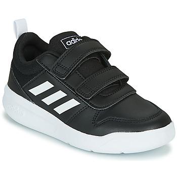 Buty Dziecko Trampki niskie adidas Performance TENSAUR C Czarny / Biały