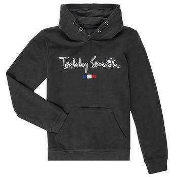 tekstylia Chłopiec Bluzy Teddy Smith SEVEN Marine