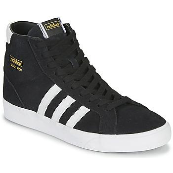 Buty Trampki wysokie adidas Originals BASKET PROFI Czarny