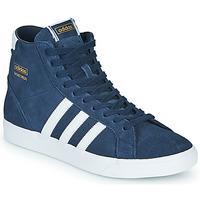 Buty Trampki wysokie adidas Originals BASKET PROFI Niebieski