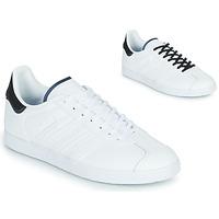 Buty Trampki niskie adidas Originals GAZELLE Biały