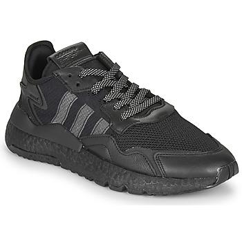 Buty Trampki niskie adidas Originals NITE JOGGER Czarny