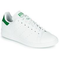 Buty Trampki niskie adidas Originals STAN SMITH VEGAN Biały / Zielony