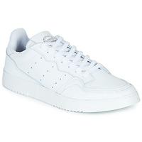Buty Trampki niskie adidas Originals SUPERCOURT Biały