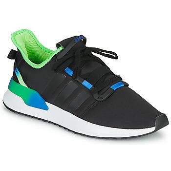 Buty Męskie Trampki niskie adidas Originals U_PATH RUN Czarny / Zielony