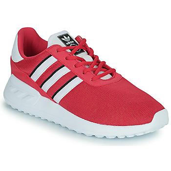 Buty Dziewczynka Trampki niskie adidas Originals LA TRAINER LITE C Różowy