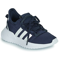 Buty Chłopiec Trampki niskie adidas Originals U_PATH RUN C Marine / Biały