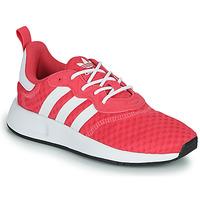 Buty Dziewczynka Trampki niskie adidas Originals X_PLR S J Różowy