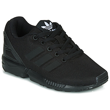 Buty Dziecko Trampki niskie adidas Originals ZX FLUX C Czarny