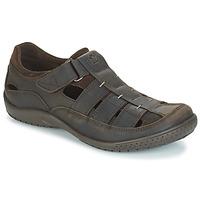 Buty Męskie Sandały Panama Jack MERIDIAN Brązowy