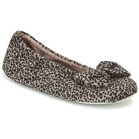 Buty Damskie Obuwie domowe Isotoner 97209 Leopard