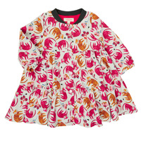 tekstylia Dziewczynka Sukienki krótkie Catimini CR30093-35 Wielokolorowy