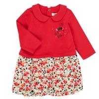 tekstylia Dziewczynka Sukienki krótkie Catimini CR30043-38 Wielokolorowy