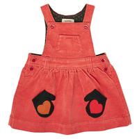 tekstylia Dziewczynka Sukienki krótkie Catimini CR31003-67 Czerwony