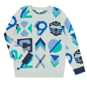 tekstylia Chłopiec Swetry Catimini CR18034-23-C Wielokolorowy