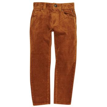 tekstylia Chłopiec Spodnie z pięcioma kieszeniami Catimini CR22024-64-C Brązowy