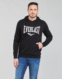 tekstylia Męskie Bluzy Everlast BASIC-HOODED-TAYLOR Czarny