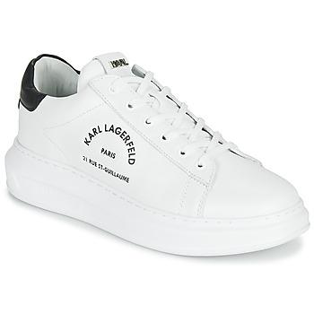 Buty Męskie Trampki niskie Karl Lagerfeld KAPRI MAISON KARL LACE Biały