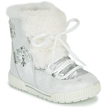 Buty Dziewczynka Śniegowce Primigi RIDE 19 GTX Srebrny