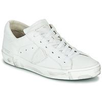 Buty Damskie Trampki niskie Philippe Model PARIS X BASIC Biały