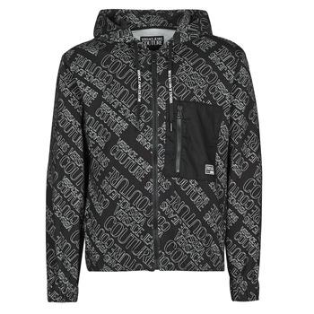 tekstylia Męskie Bluzy Versace Jeans Couture B7GZB707 Czarny