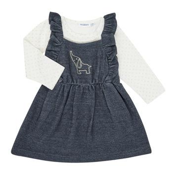 tekstylia Dziewczynka Komplet Noukie's Z050379 Marine