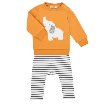 tekstylia Dziewczynka Komplet Noukie's Z051372 Wielokolorowy