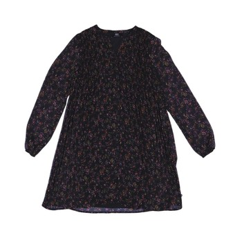 tekstylia Dziewczynka Sukienki krótkie Le Temps des Cerises PENNY Czarny