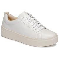 Buty Damskie Trampki niskie Vagabond Shoemakers ZOE PLATFORM Biały