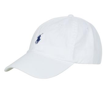 Dodatki Męskie Czapki z daszkiem Polo Ralph Lauren HSC01A CHINO TWILL Biały