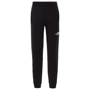 tekstylia Chłopiec Spodnie dresowe The North Face FLEECE PANT Czarny