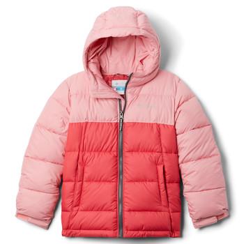 tekstylia Dziewczynka Kurtki pikowane Columbia PIKE LAKE JACKET Różowy