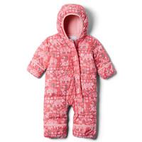 tekstylia Dziewczynka Kurtki pikowane Columbia SNUGGLY BUNNY Różowy