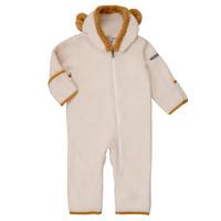 tekstylia Dziecko Kombinezony / Ogrodniczki Columbia TINY BEAR Biały