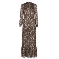 tekstylia Damskie Sukienki długie Les Petites Bombes ALBA Wielokolorowy