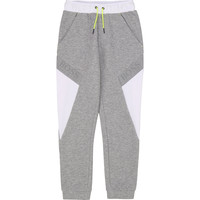 tekstylia Chłopiec Spodnie dresowe BOSS J24664 Szary