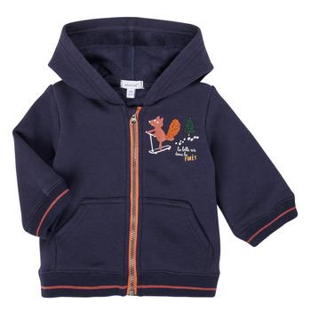 tekstylia Chłopiec Bluzy Absorba 9R17092-04-B Niebieski