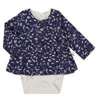 tekstylia Dziewczynka Topy / Bluzki Absorba 9R60002-04-C Marine