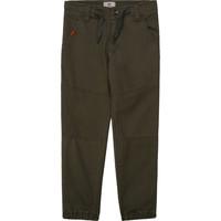tekstylia Chłopiec Spodnie z pięcioma kieszeniami Timberland T24B11 Kaki