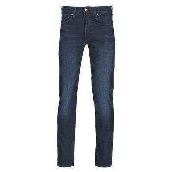 tekstylia Męskie Jeansy slim fit Levi's 511 SLIM FIT Blue / Adv