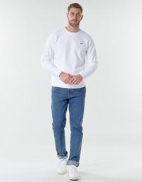 tekstylia Męskie Jeansy straight leg Levi's 502 TAPER Niebieski