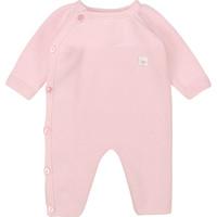 tekstylia Dziewczynka Kombinezony / Ogrodniczki Carrément Beau Y94184 Różowy