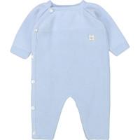 tekstylia Chłopiec Kombinezony / Ogrodniczki Carrément Beau Y94185 Niebieski