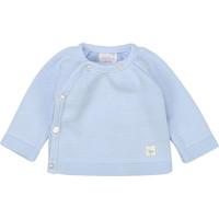 tekstylia Chłopiec T-shirty z długim rękawem Carrément Beau Y95232 Niebieski